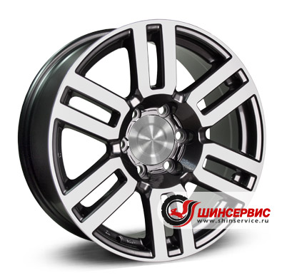 Replica H To70H 20 / 8.5J PCD 6x139.7 ET 25 ЦО 106.1