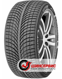 Зимняя  шина Michelin LATITUDE Alpin LA2 225/60 R17 103H