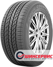 Toyo Open Country U/T 285/60 R18 116H